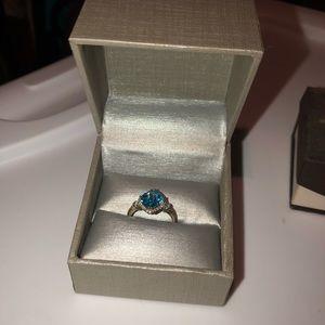 Aquamarine ring 💍